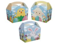 Easter Parade Bunny Rabbit Meal Party Box